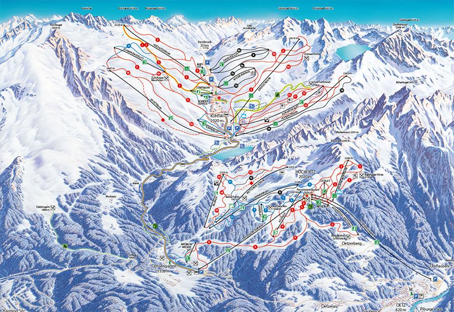 Skigebiet Hochötz